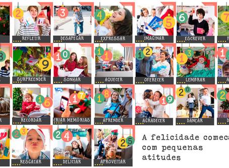 25 atividades em Família (Advento)