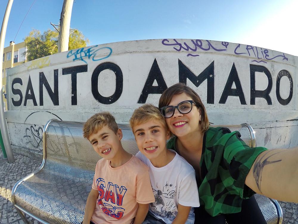 morar em Oeiras portugal Santo Amaro