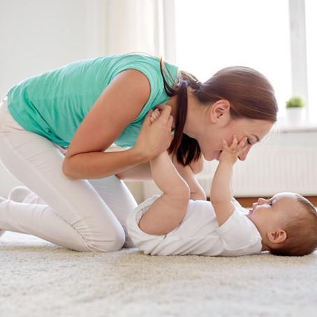 Conselhos para uma mãe de primeira viagem