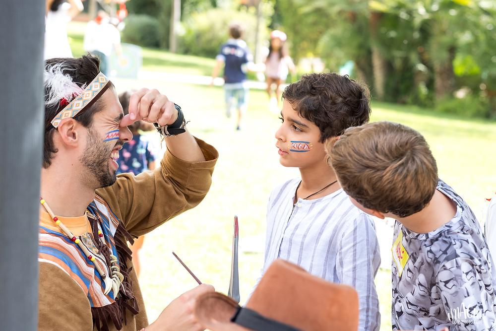 imagine louve photography menta dourada pedro matin Indios e cowboys fotografia infantil lisboa funtoche