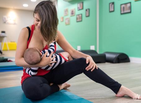 Isa no Pilates Mom&Baby