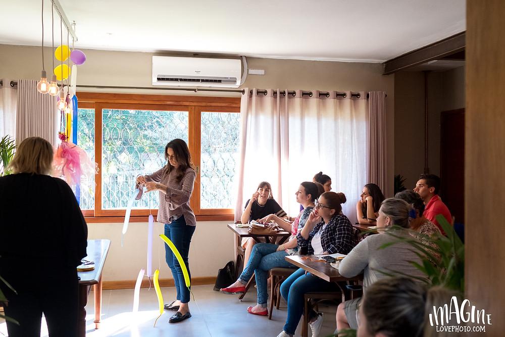 ju Françozo em Porto Alegre imagine sua festa la morada