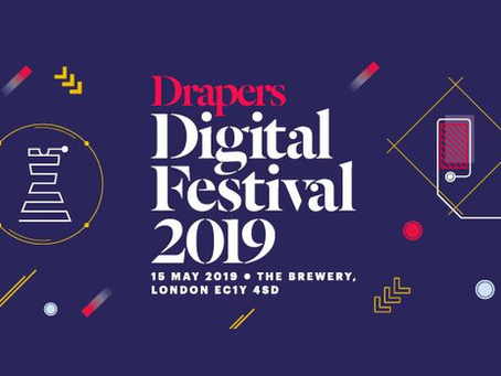 One iota is delighted to be an Event Partner of Drapers Digital Festival