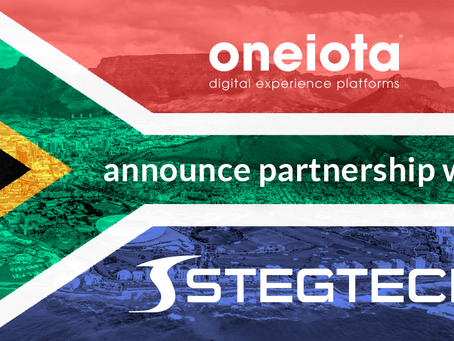 One iota partners with StegTech to help drive growth in South Africa