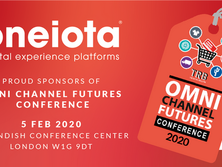Event partner at this year's Retail Bulletin's Omni-channel Futures Conference