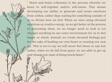 Heart - Brain Coherence - Pay more attention NOW!