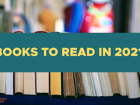 Top 5 Books about Yoga and Meditation to Read in 2021