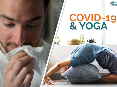 Fighting COVID-19 with Yoga