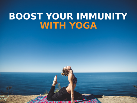 How to Boost your Immunity with Yoga