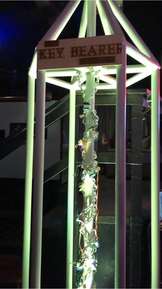 kb crystal bar party