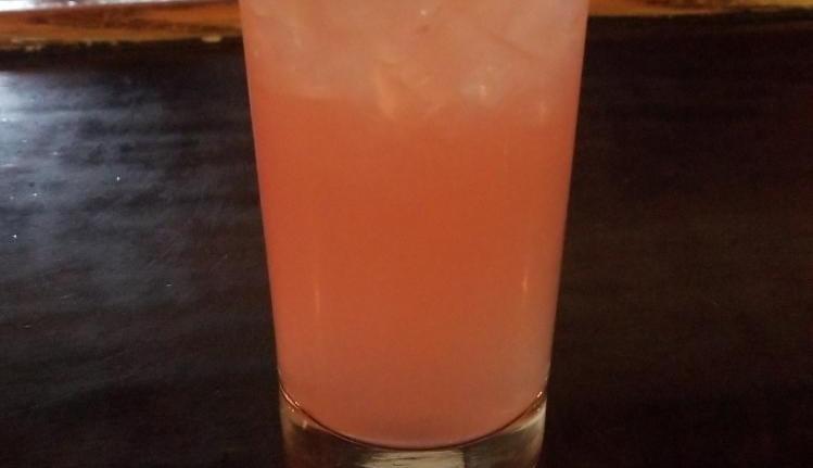 The Key Bearer Cocktail