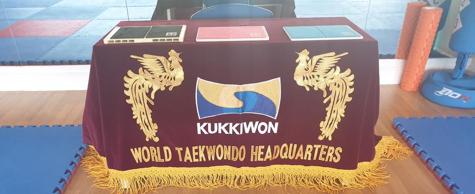 Kukkiwon Certification
