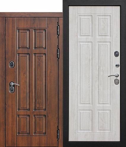 Входная морозостойкая дверь c ТЕРМОРАЗРЫВОМ 13 см Isoterma МДФ/МДФ