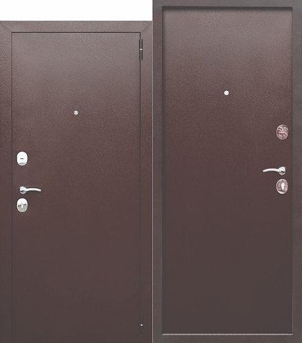 Входная дверь GARDA Металл/Металл