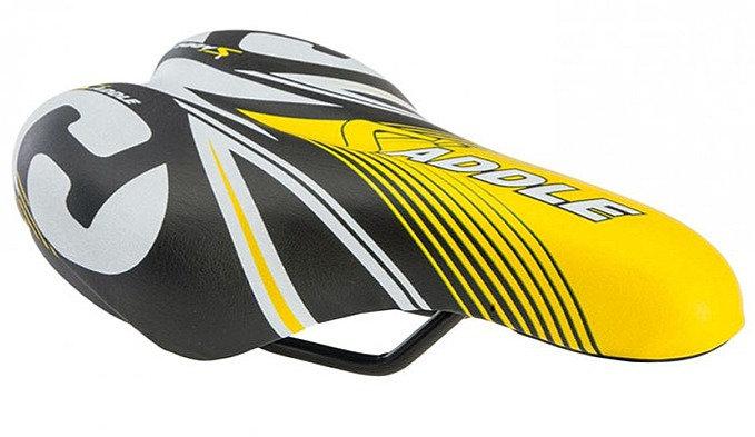 Седло AZ-5593 жёлтый