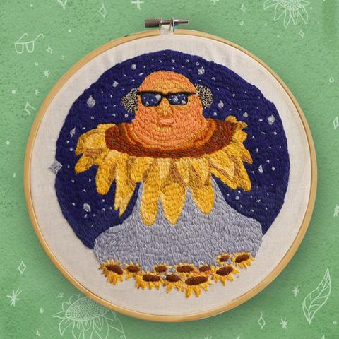 U.F.O Embroidery