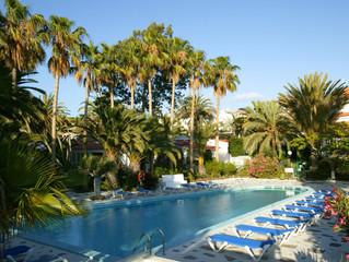 Appartementen Isla Verde op Tenerife.