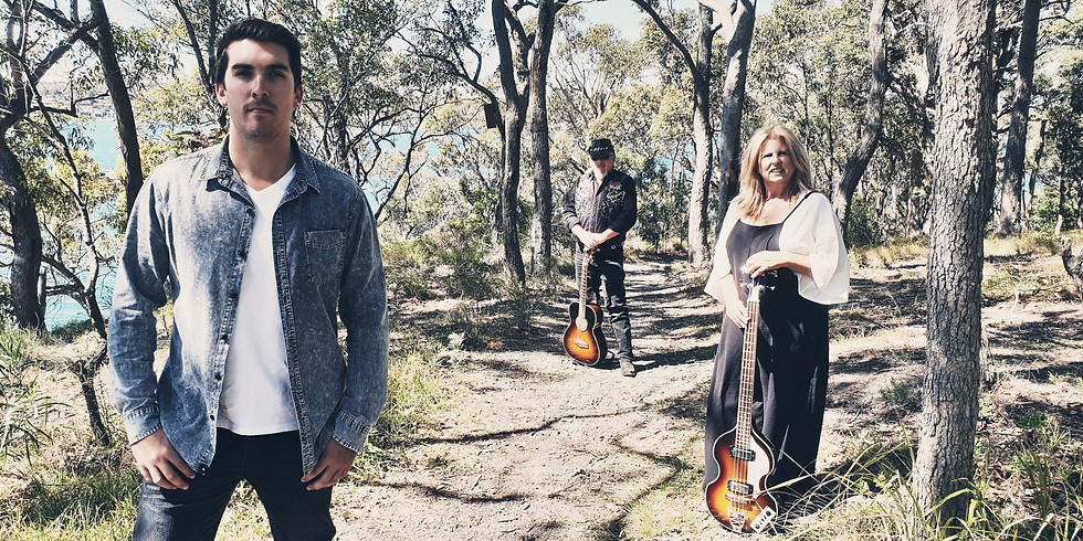 Deni Ute Muster Day Stage - Aaron Jurd & The Banned