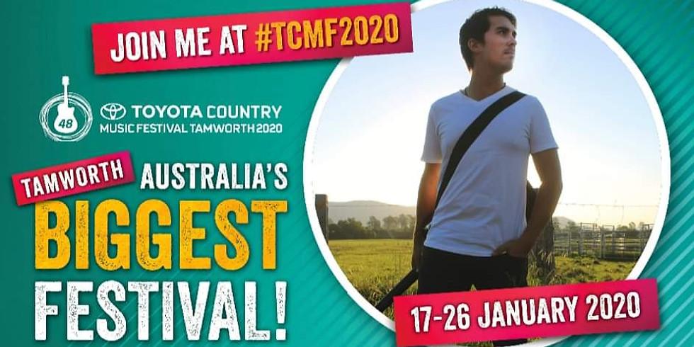 Aaron Jurd - Tamworth Country Music Festival