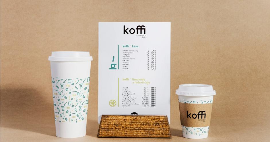 koffi branding