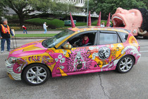 Best Painted Car - Third Place