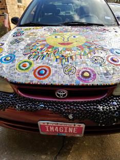 First Place Art Car - Grand Trophy & $1,500