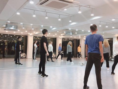 Kpop-Dance
