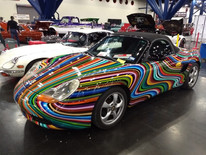 Best Painted Car - First Place - Grand Trophy & $500