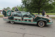 Second Place Art Car