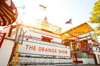 The Orange Show1 - photo by Nick De La T