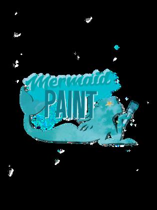 Mermaid Paint