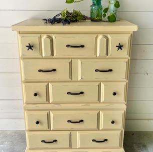 SOLD! Chest of Drawers $225