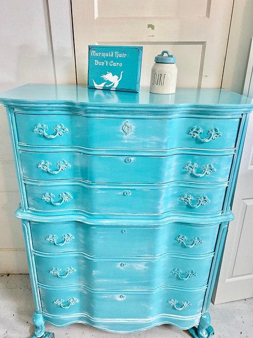 French coastal dresser