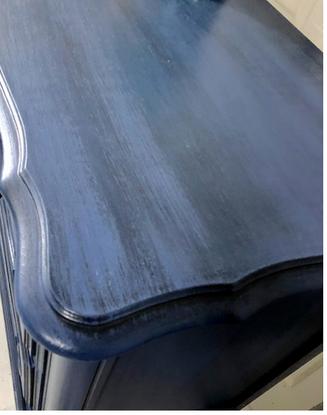 Blue Whale w Orca Glaze