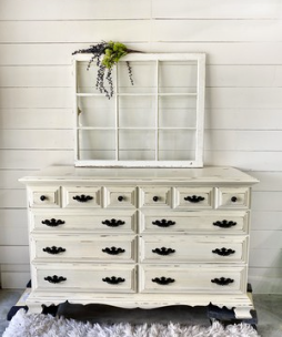All Wood Dresser $425