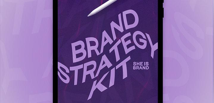 Brand Strategy Kit