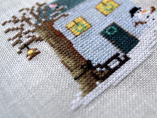 stitch-along LIVE