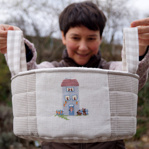"SAL ""Willkommen zuhause - welcome home"" - Motiv April"