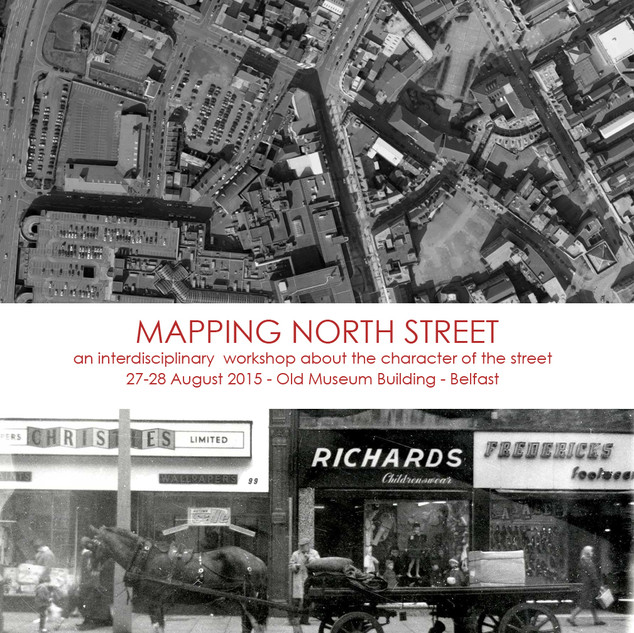 FINAL FLYER Mapping North Street worksho