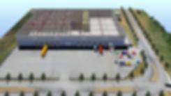 Logistikkonsult - Sim Logistics - 3D Visualisering av lagerlokal.