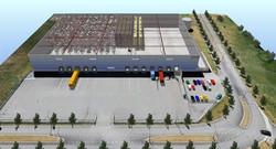Sim Logistics - Warehouse overview 5