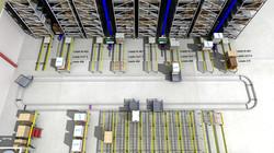 Sim Logistics - 3D Warehouse 2