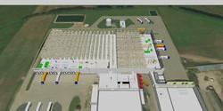 Sim Logistics - Thule Group - View1