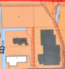 Logistikkonsult - Sim Logistics - Översiktsbild med tomter och byggnader.