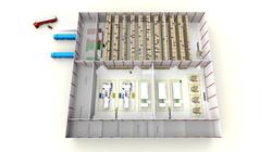 Scandiflex - Förstudie layout lager och produktion - Sim Logistics AB