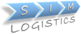 Logistikkonsult - Sim Logistics - Logga