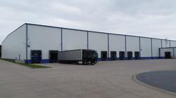 Sim Logistics - Thule Group DC Docks