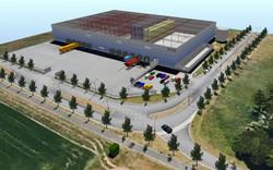 Sim Logistics - Warehouse overview 3
