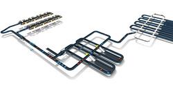 Sim Logistics Airport Luggage System