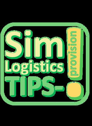 Sim Logistics - Tip commission